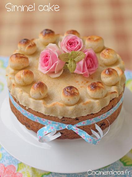 Simnel cake 2 ©cocineraloca.fr