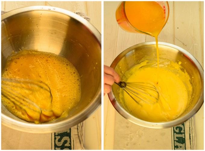 how t make hollandaise sauce