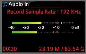 X50 Austeuerung Audio IN