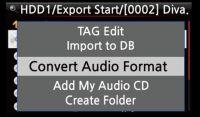 X45 Dateiformat konvertieren