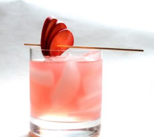 spring blush cocktail