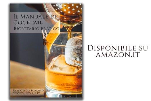 manuale dei cocktail libro