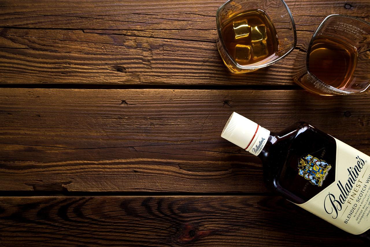 storia del whisky e whiskey