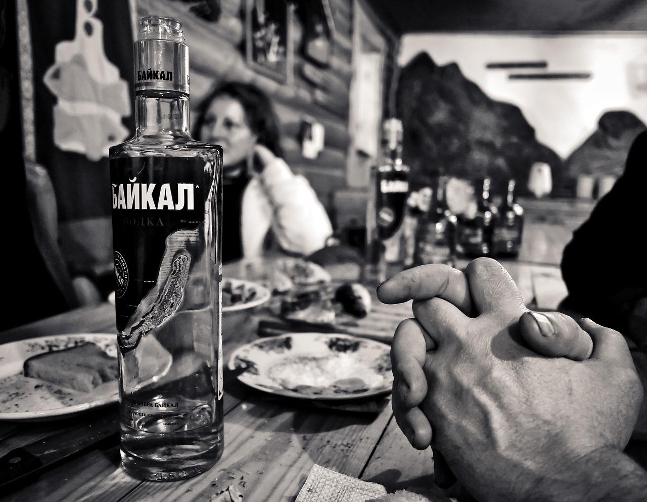 Storia della vodka e com'è fatta