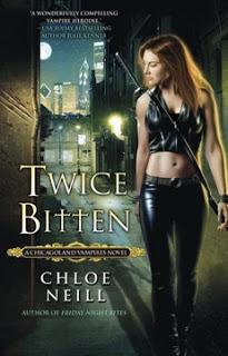 Twice Bitten (Chicagoland Vampires #3) – Chloe Neill