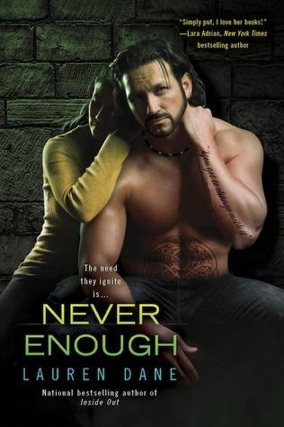Review: Never Enough – Lauren Dane