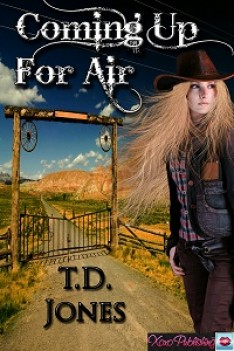 Review: Coming Up For Air – TD Jones