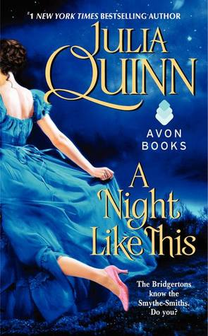 Review: A Night Like This – Julia Quinn