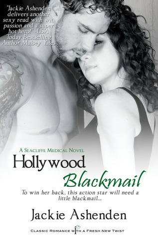 Blog Tour Review Hollywood Blackmail Jackie Ashenden Cocktails