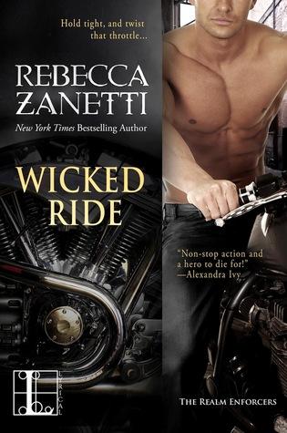 Review:  Wicked Ride by Rebecca Zanetti