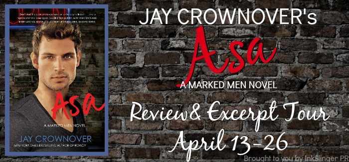 Blog Tour Review & Giveaway:  Asa – Jay Crownover