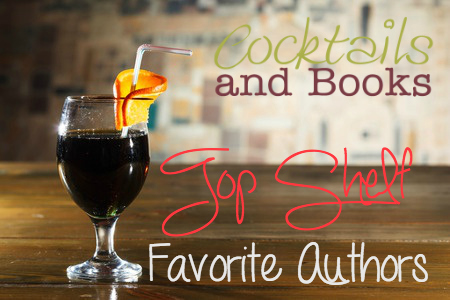 Top Shelf Favorite Author – Jessica Clare