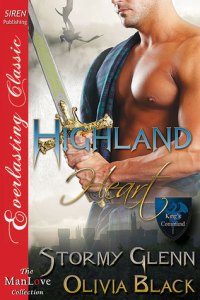 Review:  Highland Heart by Stormy Glenn