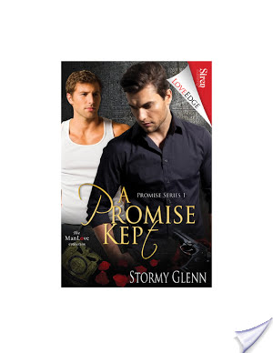 Review:  A Promise Kept by Stormy Glenn