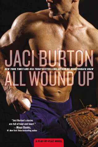 Review:  All Wound Up by Jaci Burton