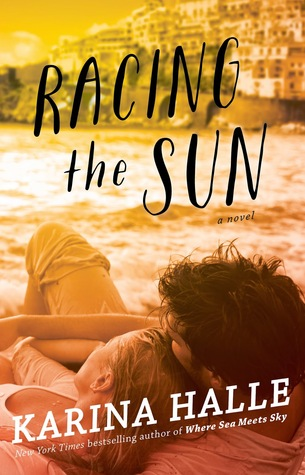 Blog Tour Review:  Racing the Sun by Karina Halle