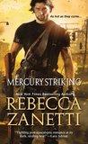Video Review:  Mercury Striking by Rebecca Zanetti