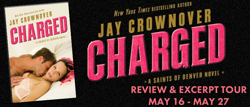 Blog Tour Review & Giveaway:  Charged – Jay Crownover