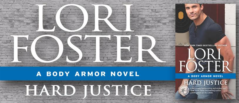 Blog Tour Review & Giveaway:  Hard Justice by Lori Foster