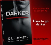 Now Available:  Darker – E. L. James