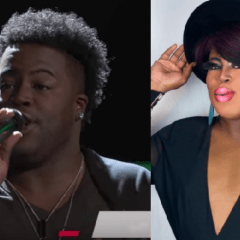 VIRAL: NYC Drag Queen Nedra Belle Takes Judges to Church on US 'The Voice' [Video]