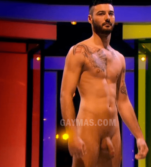Man Candy Mr Uk Goes Full Frontal On Channel 4S Naked -3281
