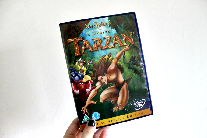 Cocktails in Teacups Five Favourite Underrated Disney Movies Tarzan