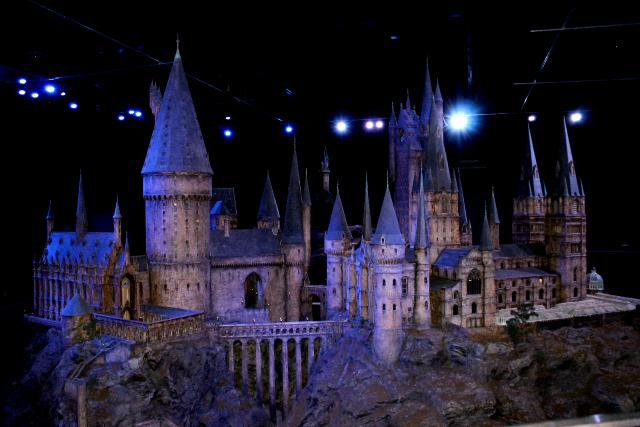 Cocktails in Teacups Harry Potter Studio Tour 2014