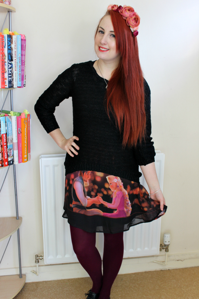 Cocktails in Teacups Lifestyle Blog etail PR Blue Vanilla February 2015 Outfit