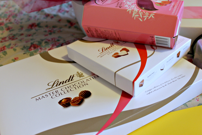 Cocktails in Teacups Mothers Day Gift Guide 2015 Lindt Chocolate