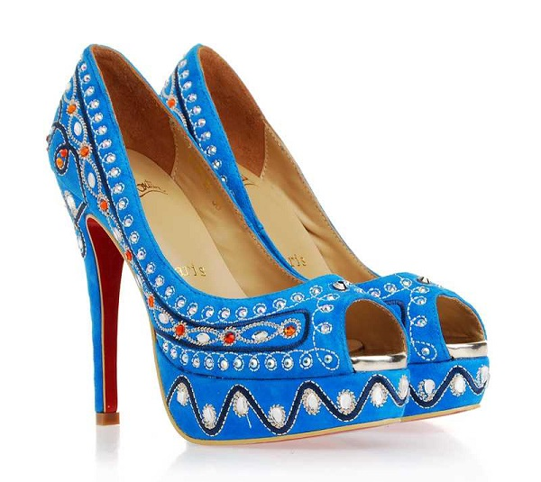What are the Hot Shoe Trends for Spring 2015 (5)