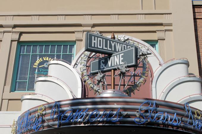 Cocktails in Teacups Walt Disney World April 2015 Day 4 Hollywood and Vine