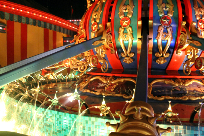Cocktails in Teacups Walt Disney World Day 3 Dumbo