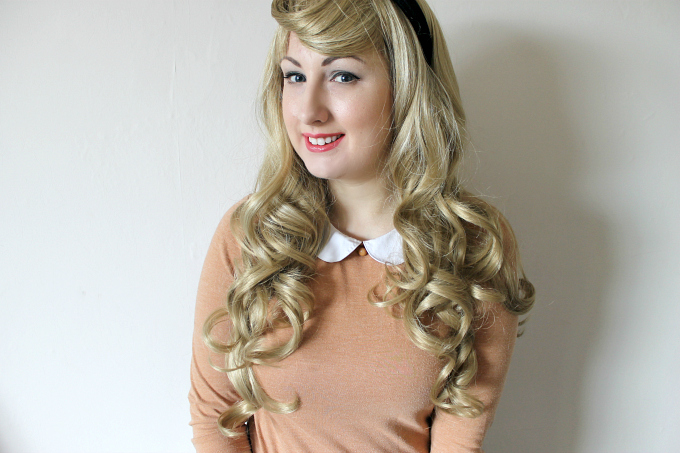 Cocktails in Teacups Annabelle Wigs Review Briar Rose Disney Cosplay