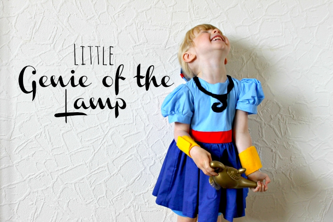 Little Genie of the Lamp Mini
