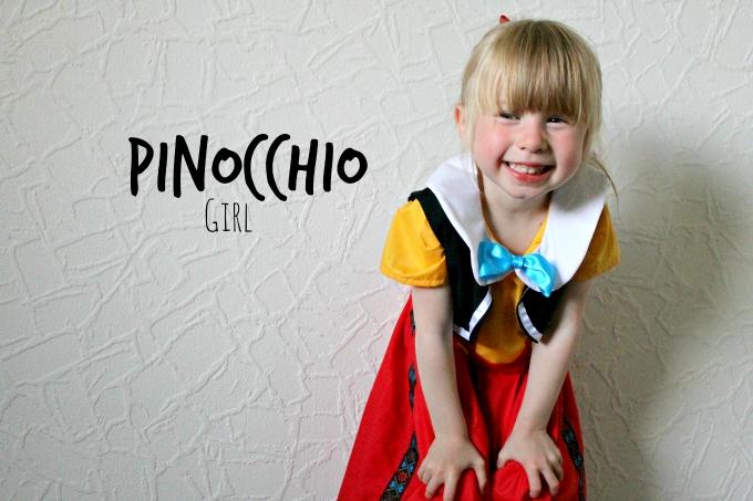 Pinocchio Girl Cosplay blog