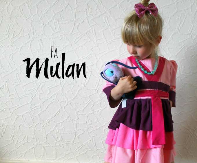 Toddler Cosplay Fa Mulan blog