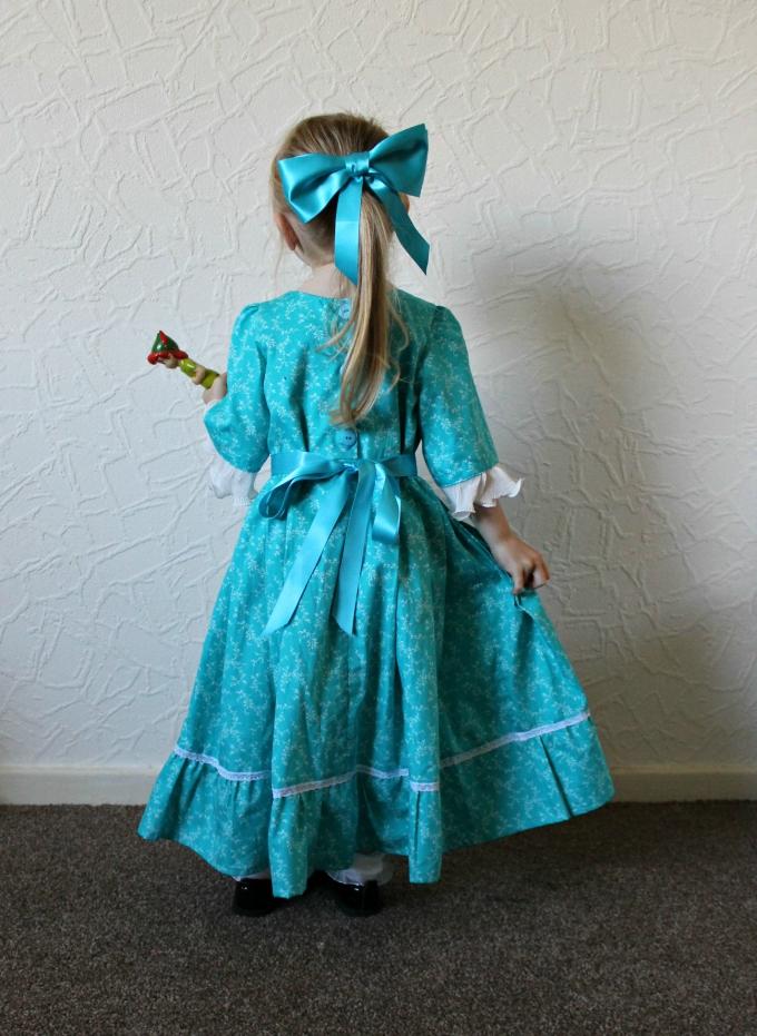 Wendy Darling Toddler Cosplay blog