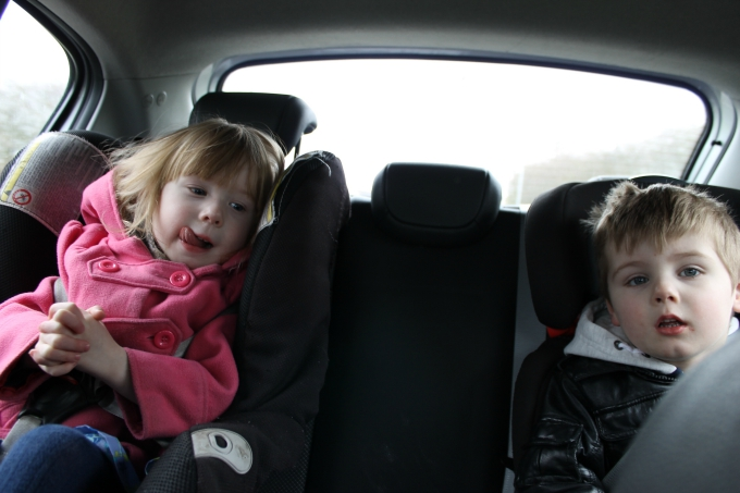 Car Safety with kids