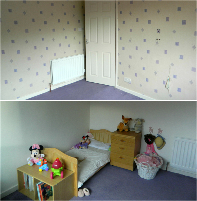 How I Decorated My Daughter's Room For Maximum Sleep