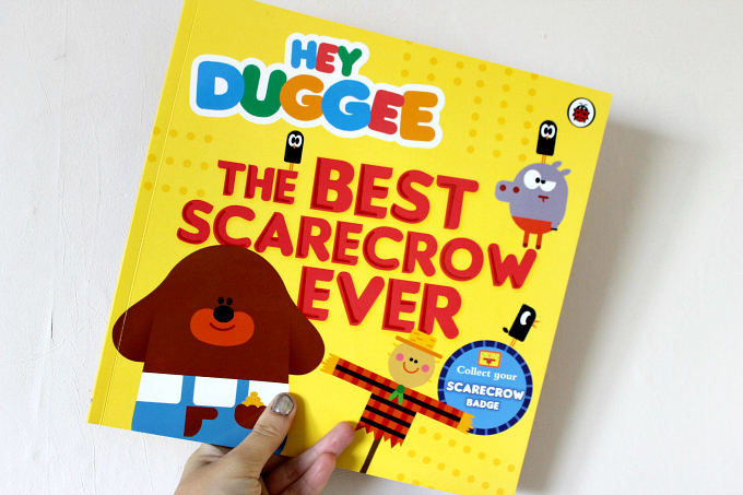 Cocktails in Teacups Parenting Lifestyle Disney Travel Hey Duggee The Best Scarecrow Ever Review