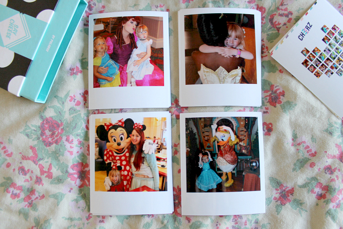 Cocktails in Teacups Printing Photos with Cheerz Review