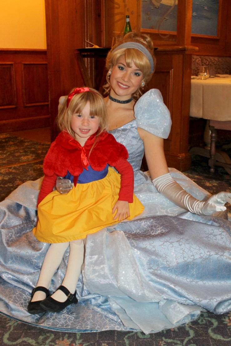 Cocktails in Teacups Disney Life Parenting Travel Blog Auberge de Cendrillon Lunch Review Disneyland Paris Princess Cinderella