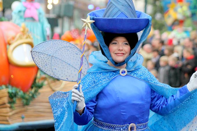 Cocktails in Teacups Disney Life Parenting Travel Blog Disneyland Paris Disney Magic on Parade Merryweather