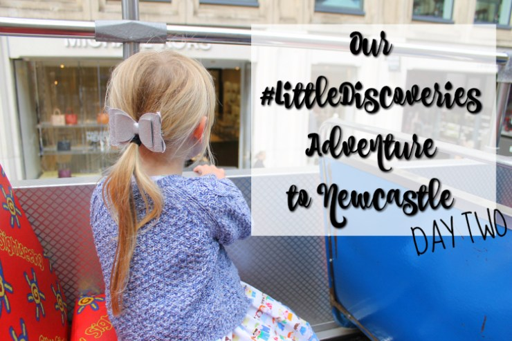 Cocktails in Teacups Disney Life Travel Parenting Blog Our #littlediscoveries adventure to Newcastle with Cross Country Trains Day Two Title