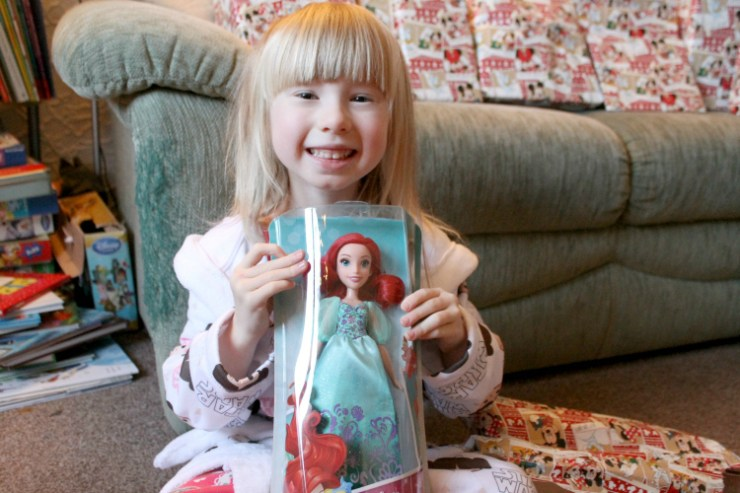 cocktails-in-teacups-disney-life-travel-parenting-blog-christmas-day-2016-ariel-doll
