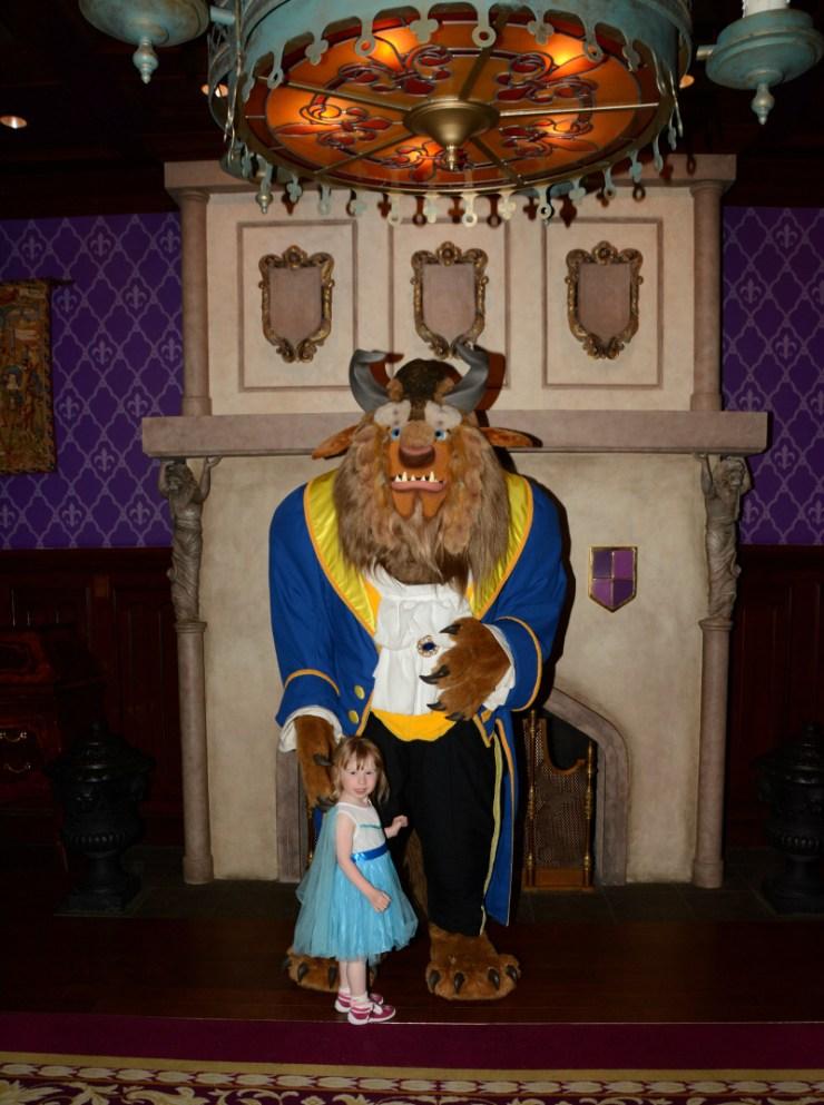 Cocktails in Teacups Disney Life Travel Parenting Blog Little Miss Meets at Disney Beast