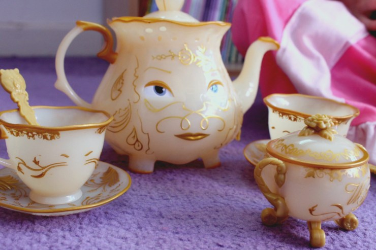 Cocktails in Teacups Disney Life Travel Parenting Blog Jakks Beauty and the Beast Live Action Toys Range 10