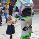 Back when Buzz wanted to take Livvy back to thehellip