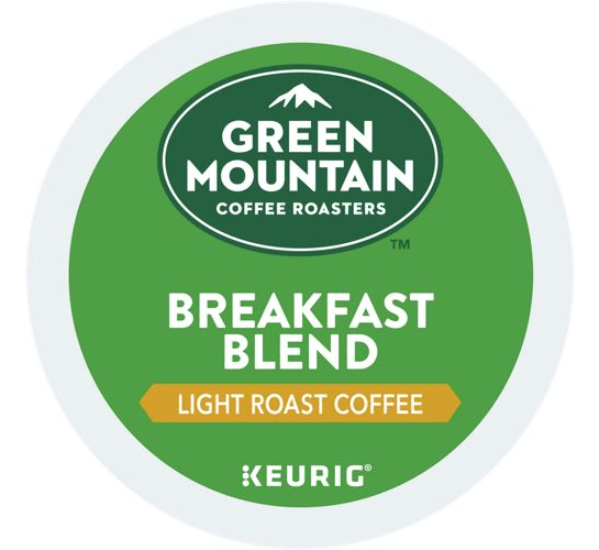 Breakfast Blend From Green Mountain